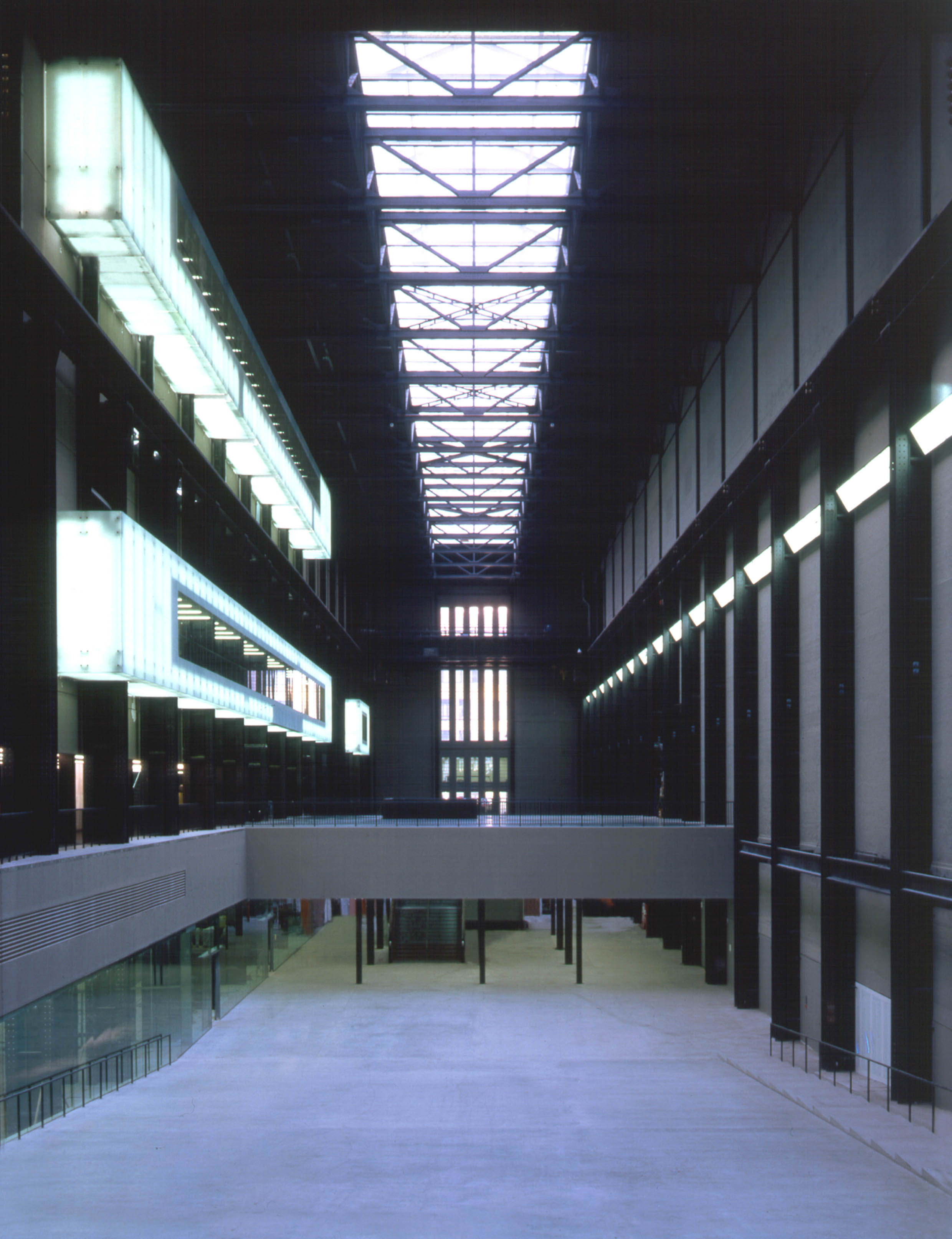 Turbine Hall, Tate Modern. © Tate Photography