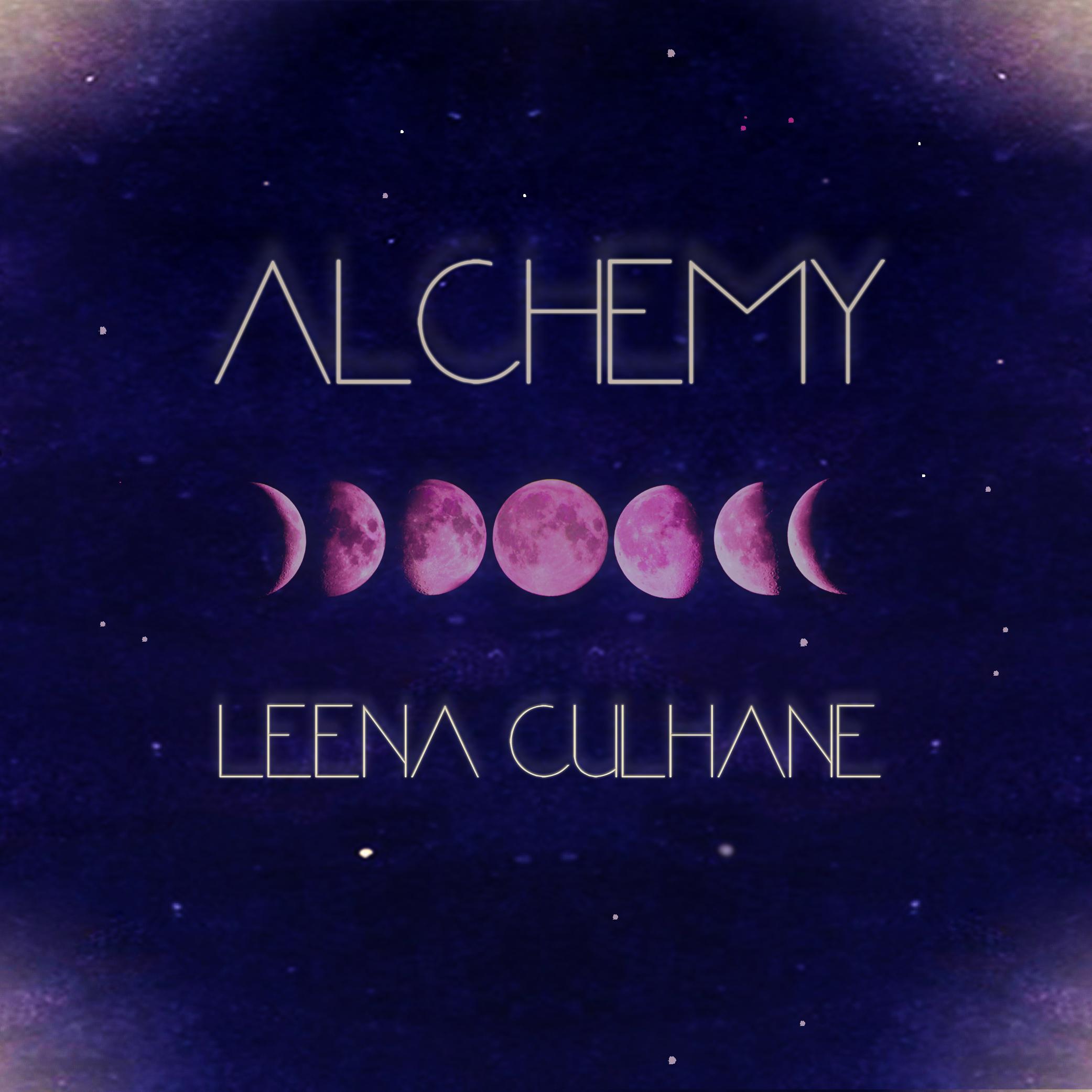 Single artwork by Leena Culhane