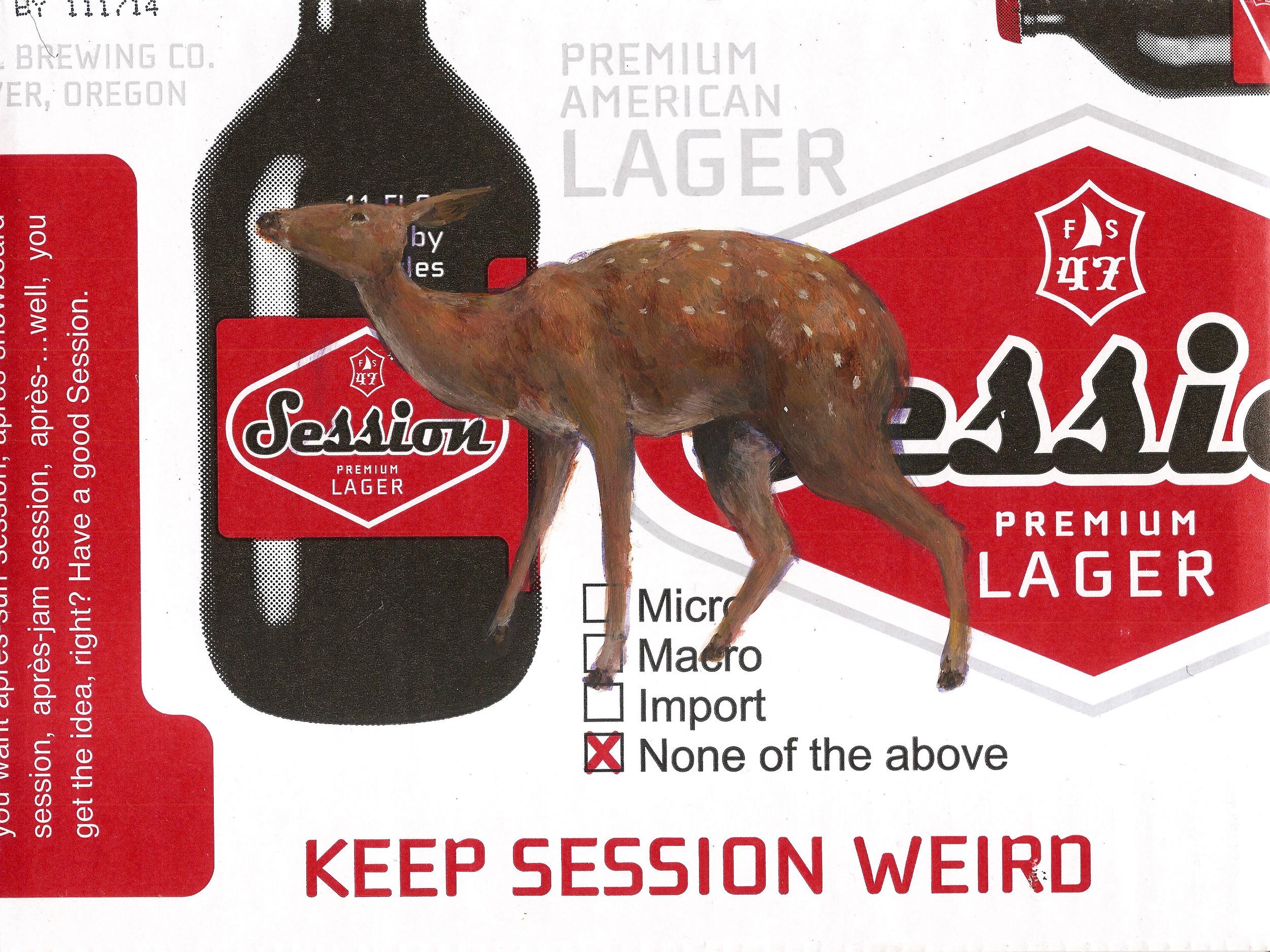 Beer Money (Deer)