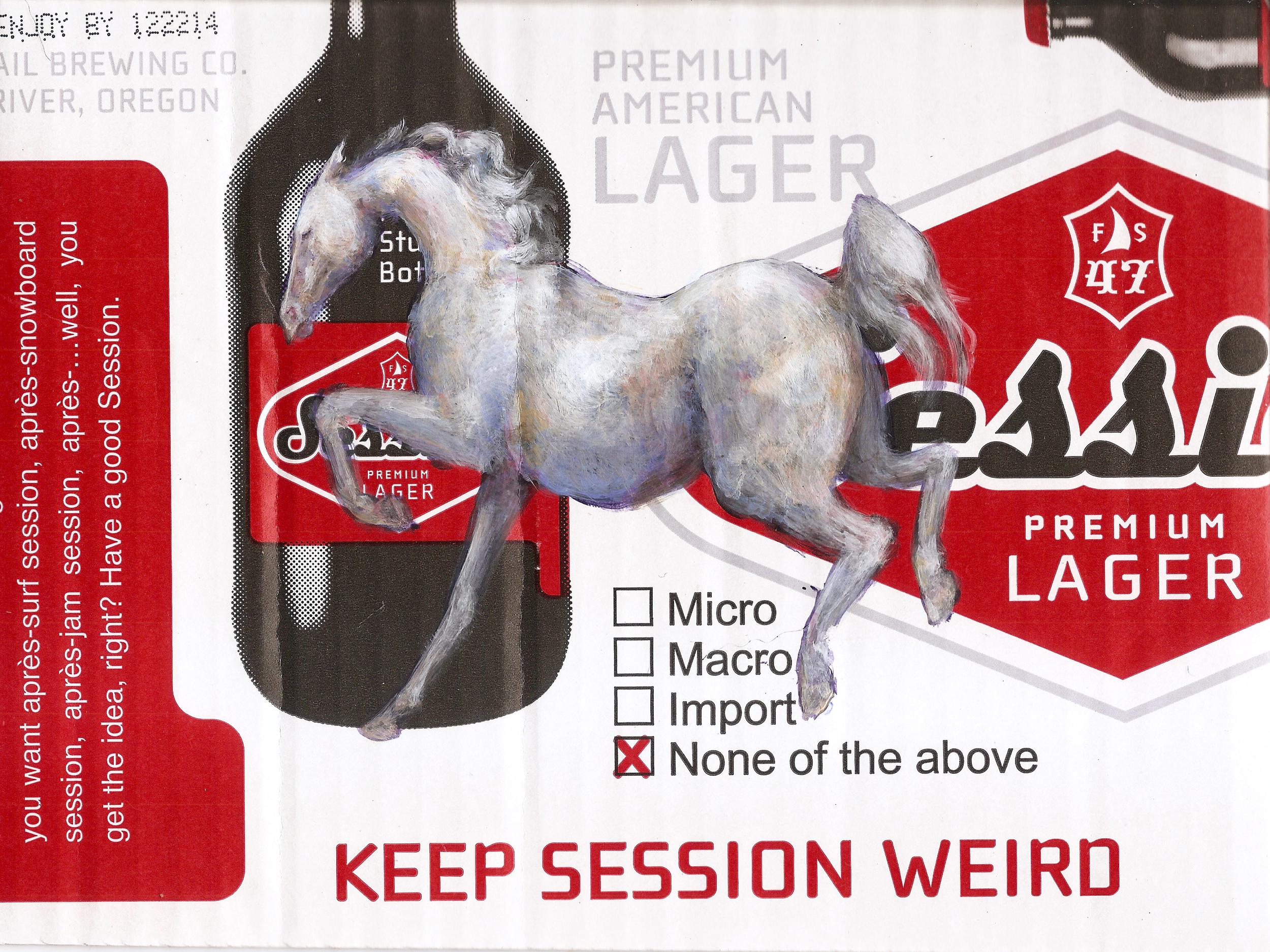 Beer Money (Horse)