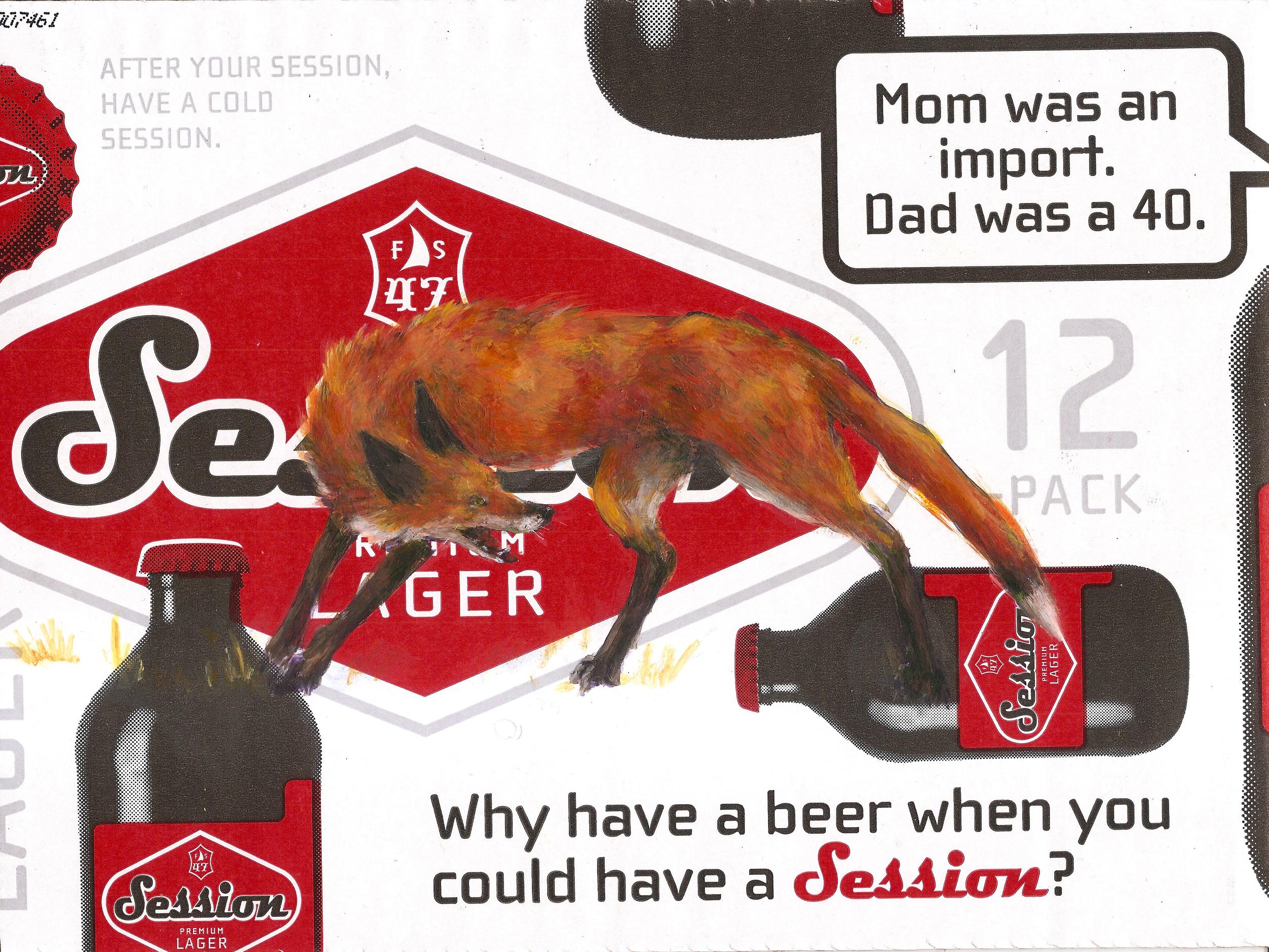 Beer Money (Fox)
