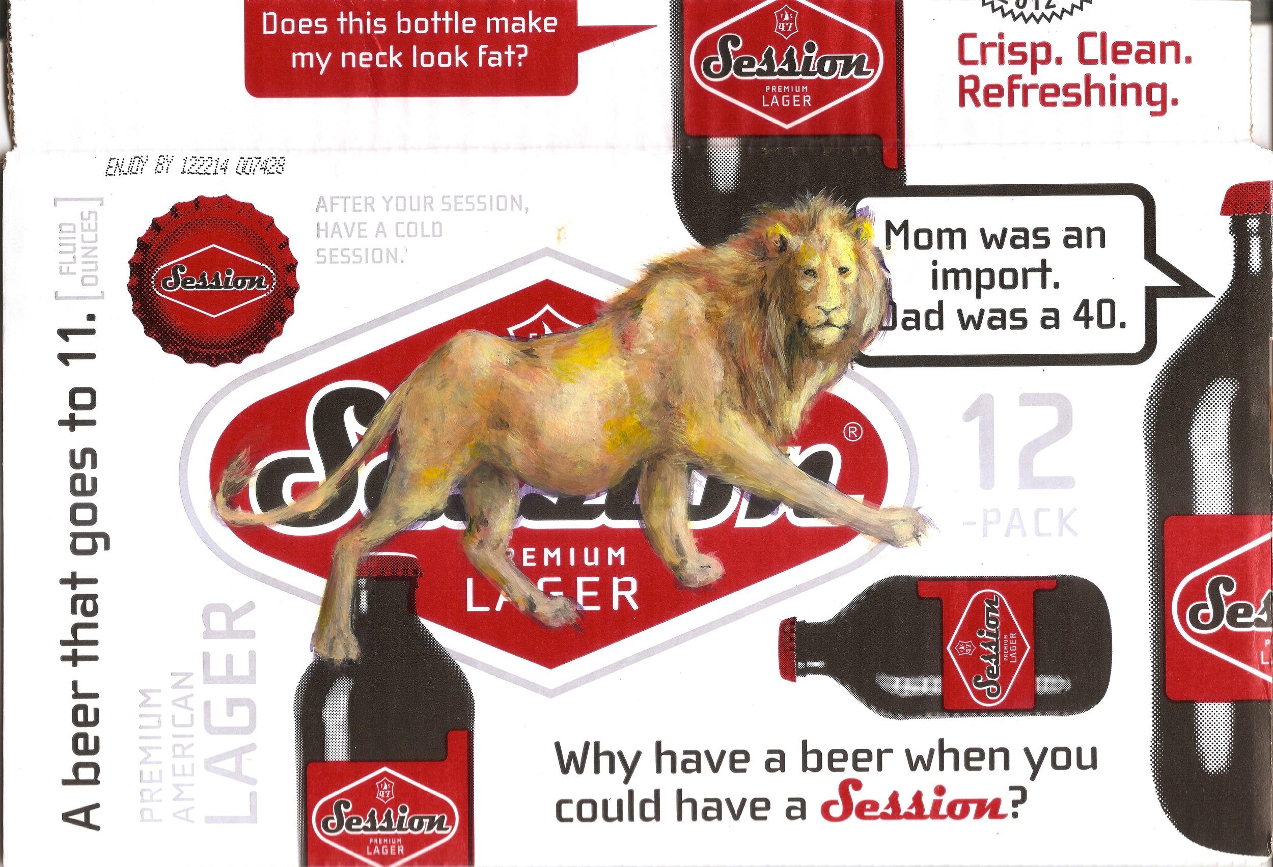 Beer Money (Lion)