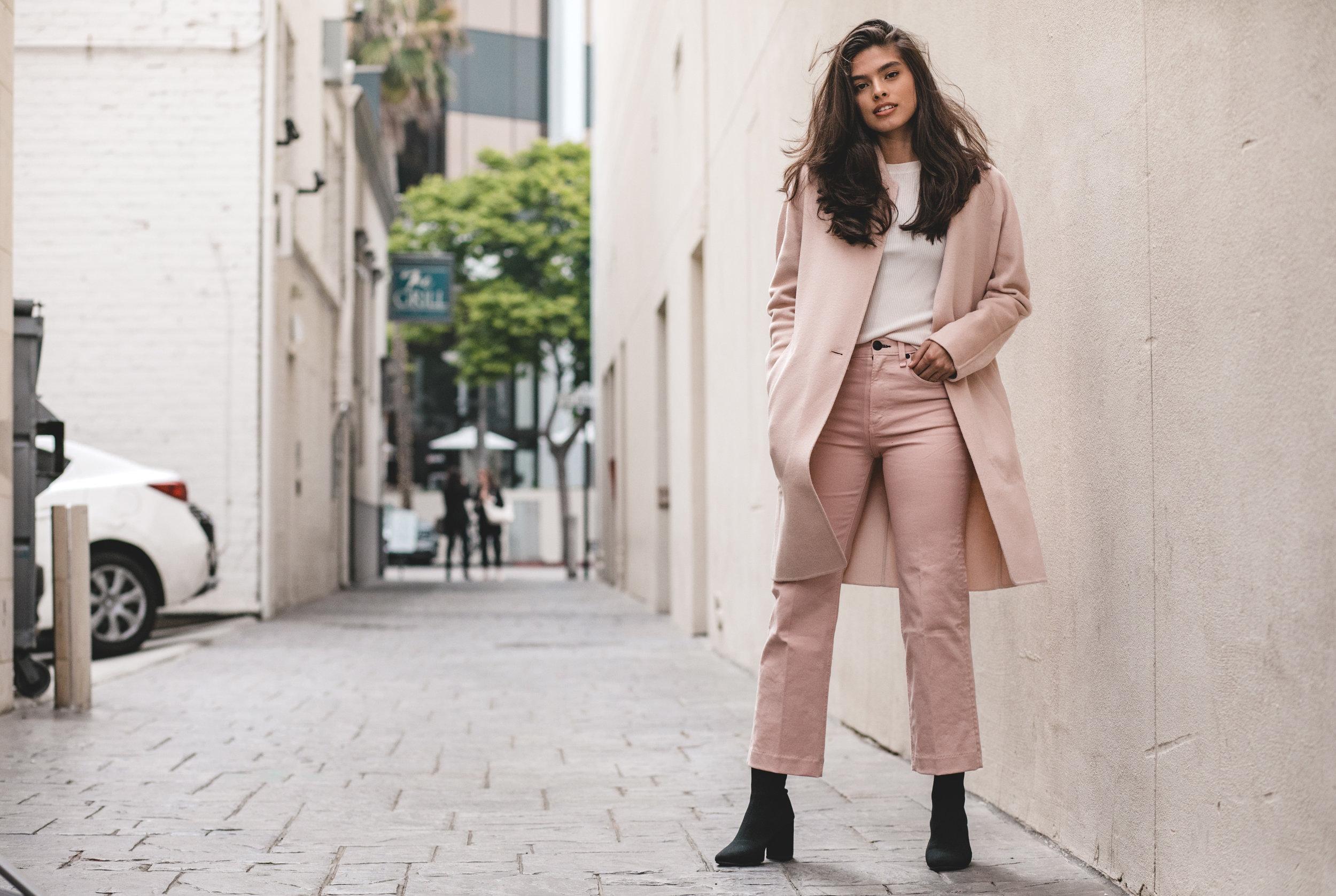 Beverly Hills Street Fashion
