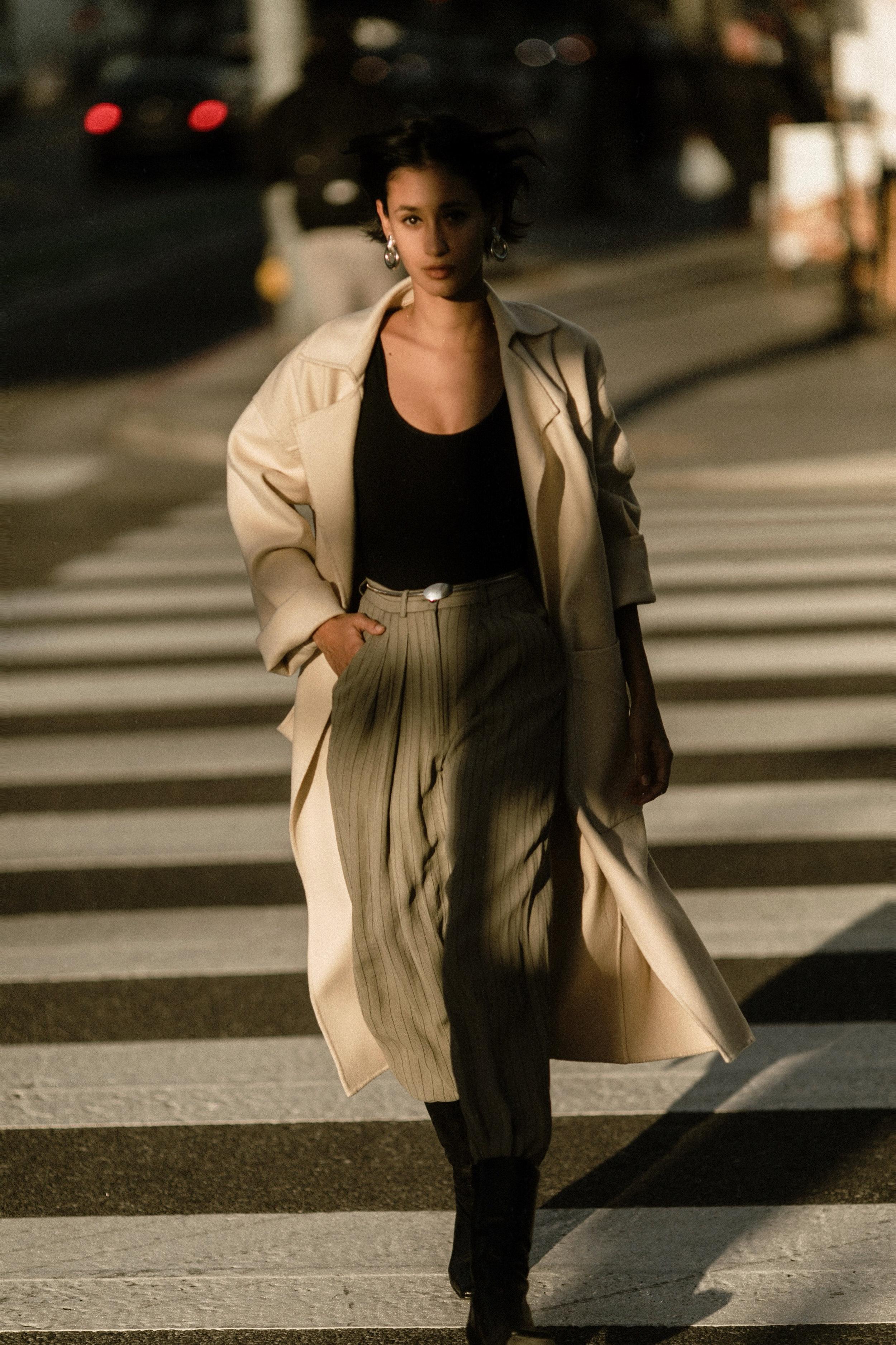 Los Angeles Fashion on the Street