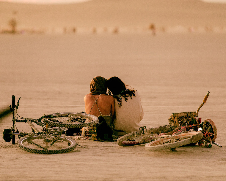 love on the playa