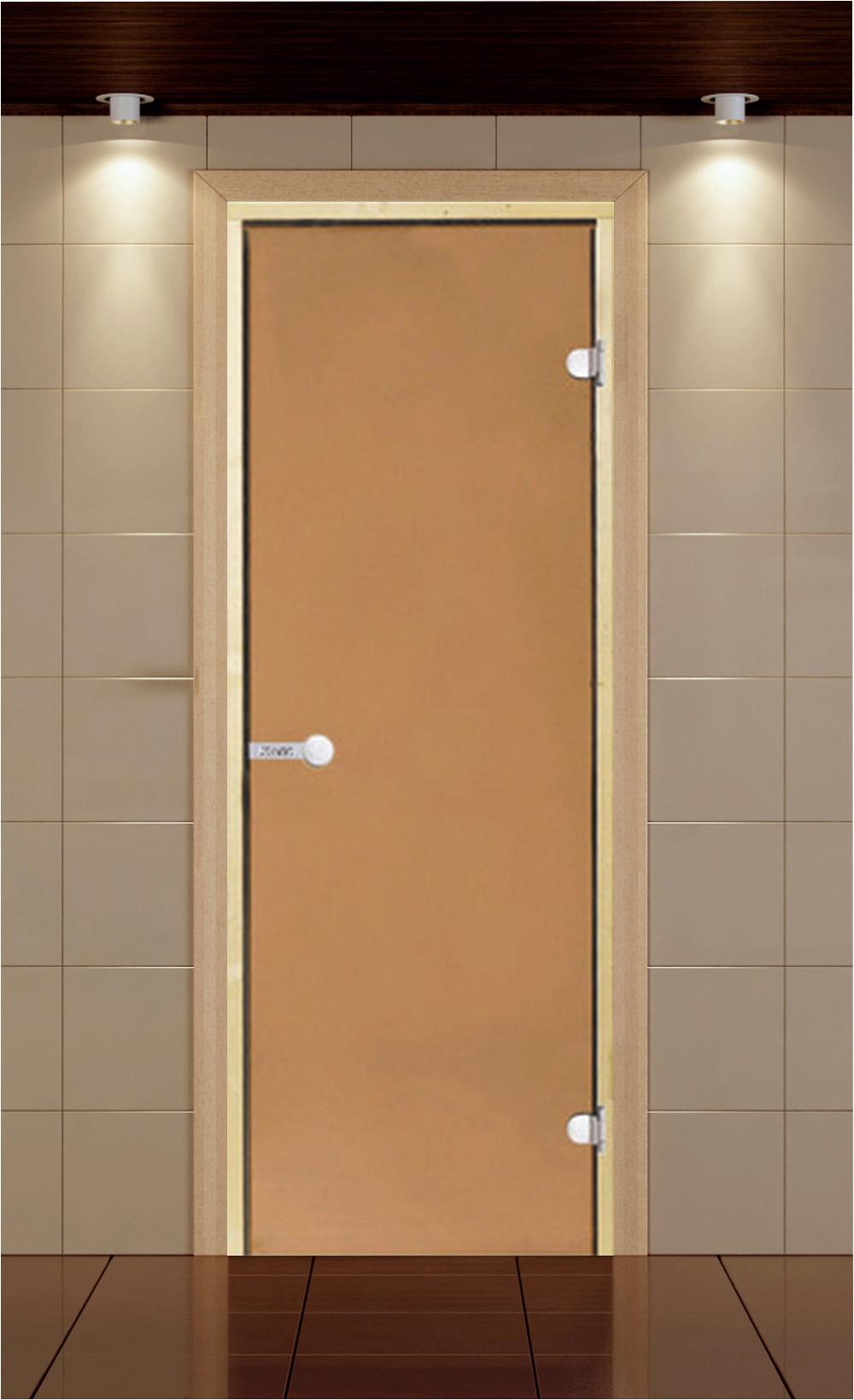 """Дверь Стекло """"Бронза"""". Производитель """"Harvia""""    Коробка соснаРазмеры дверного блока 700-1900    Цена 12800 руб"""