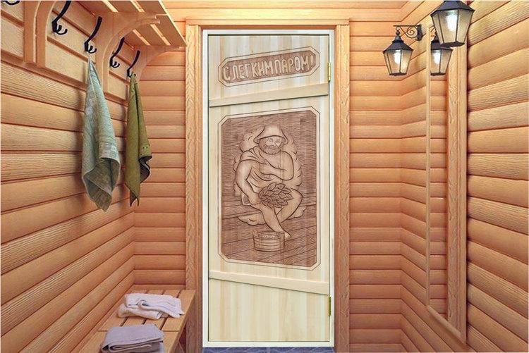 """Дверь резная массив """"Игольчатая"""" ДР-1. Материал липа. С внутренней стороны обшить войлоком, фольгой и вагонкой. Петли 2шт.Коробка липа. Размеры дверного блока: 700-1800,700-1900, 700-2000, 800-1800, 800-1900, 800-2000. Цена 11500руб"""