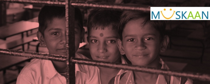How can Muskaan provide impactful help to disadvantaged students?