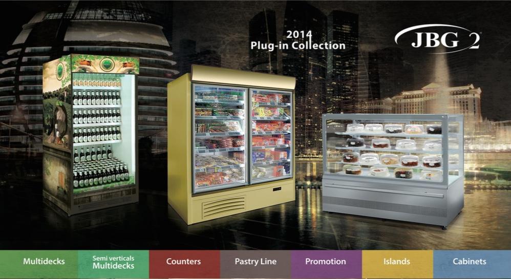 JBG2 Integral cabinet brochure