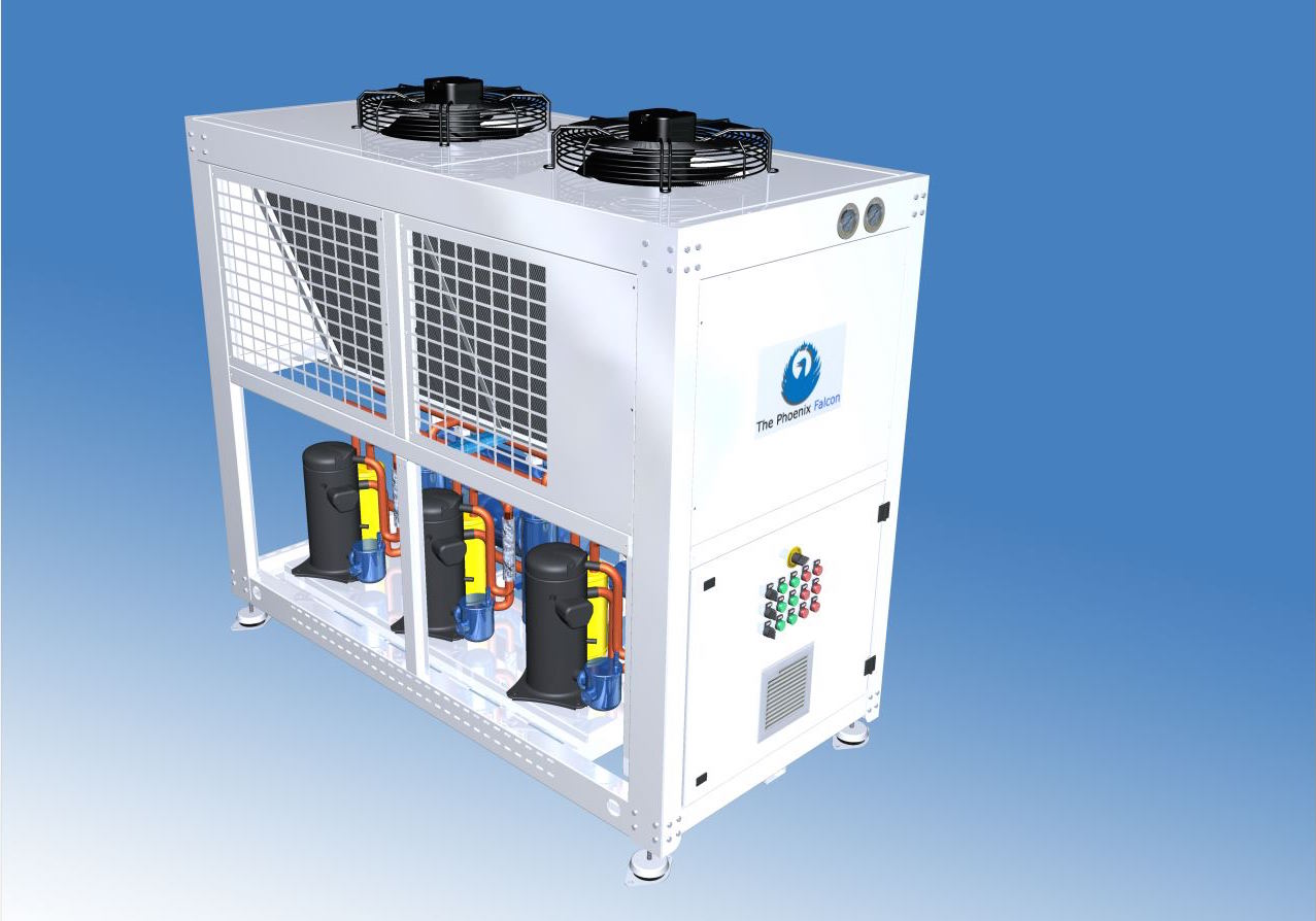 3 COMPRESSOR PHOENIX FALCON PACKAGED PLANT