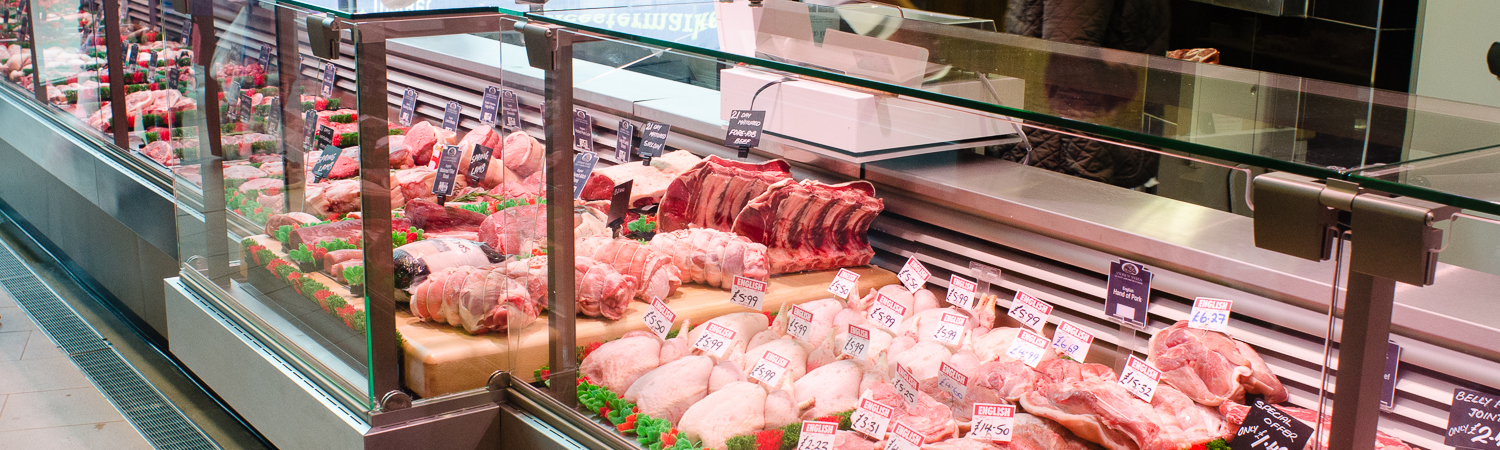 Smeva Vision meat counters