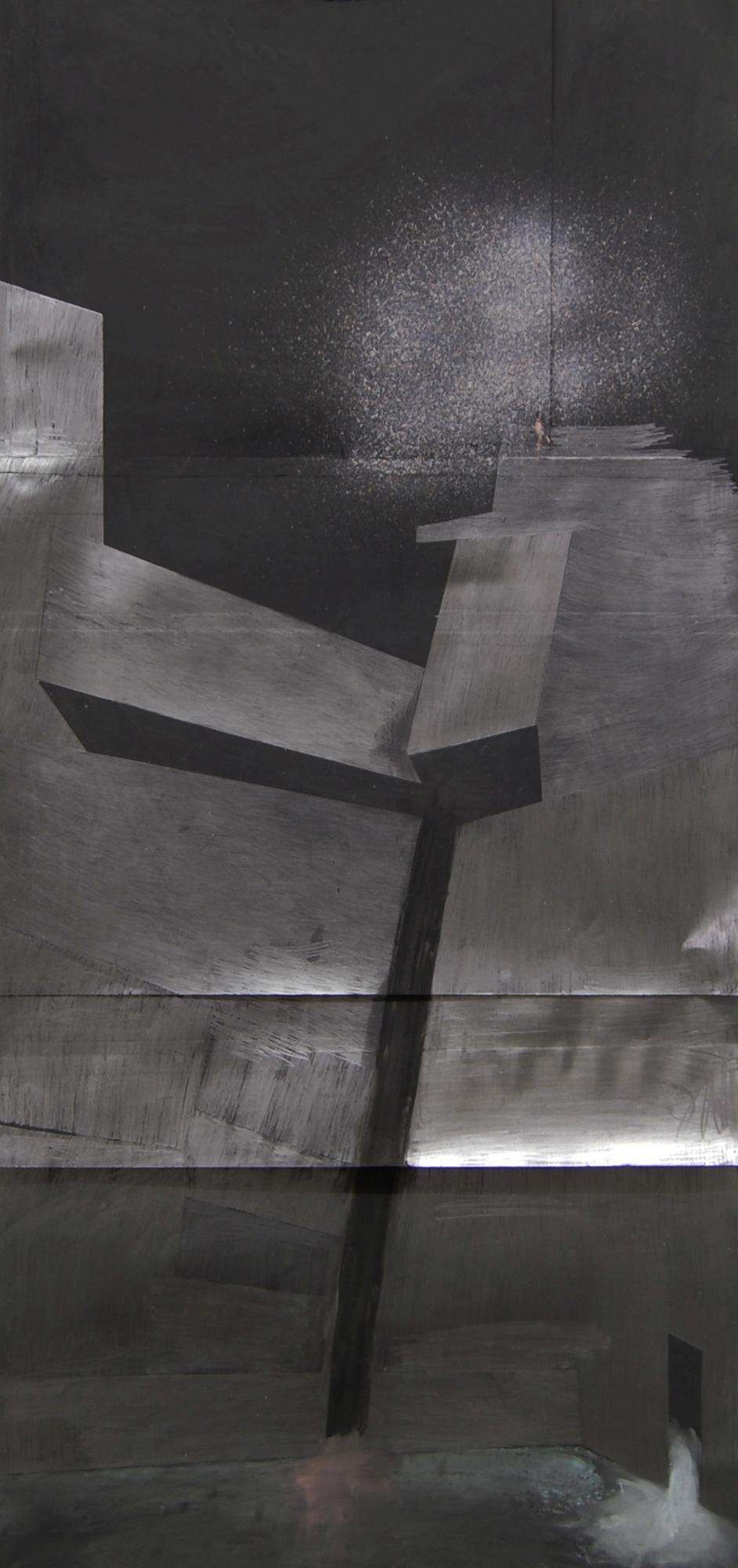 מבנה_פחם, גרפיט, גירים, ספריי תעשייתי על נייר_2012.jpg