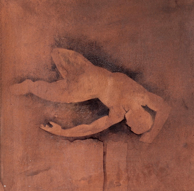 Copper Death of Siegfried. 2006.jpg