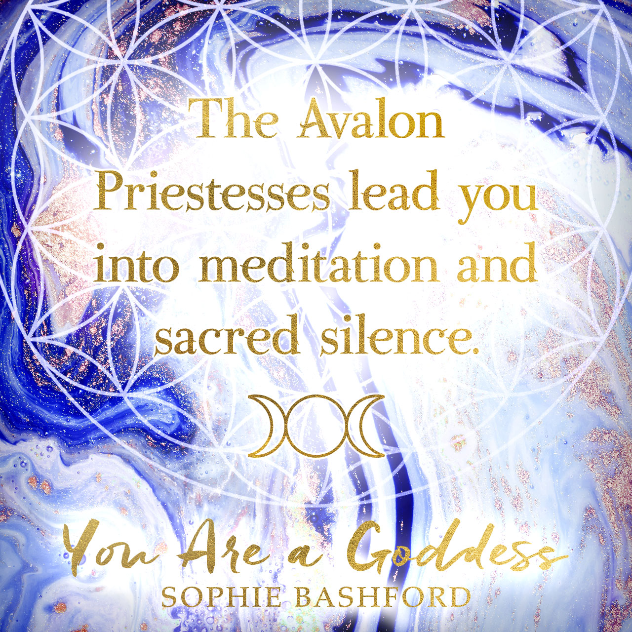 YOU ARE A GODDESS — Author & Intuitive
