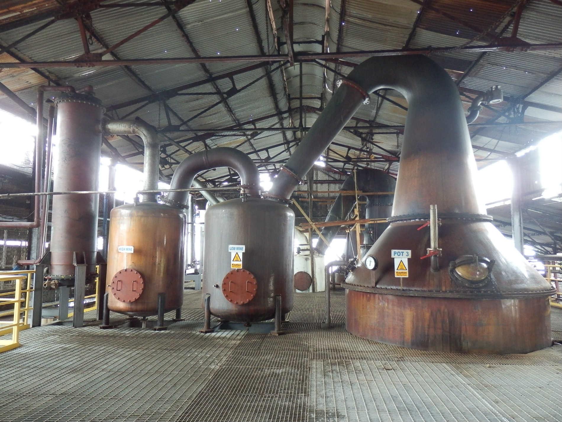 La Distillation