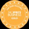 Panama 2002 : Gold Medal, Rum Master 2013, UK