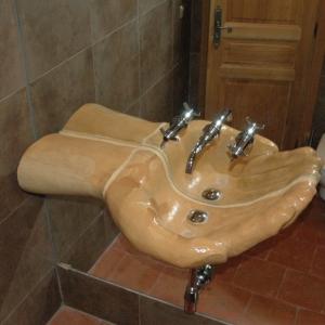 Bathroom w hands from right w flash.JPG