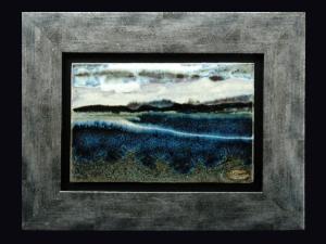 La Bahía (2015) Size without frame: 18 x 27 cm SOLD