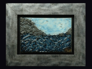 Somo Cuevas (2015) Size without frame: 18 x 27 cm SOLD