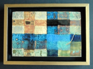 Seasons in Castille (2014) Size without frame: 18 x 27 cm SOLD