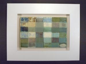 """Verde que te quiero verde"" (2014) Size without frame: 18 x 27 cm SOLD"