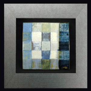 Ocean Window (2015) Size without frame: 26 x 26 cm SOLD