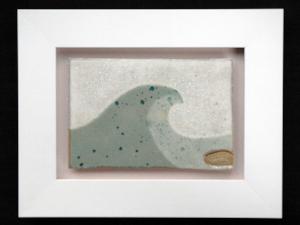 La Ola (2015) Size without frame: 18 x 27 cm SOLD