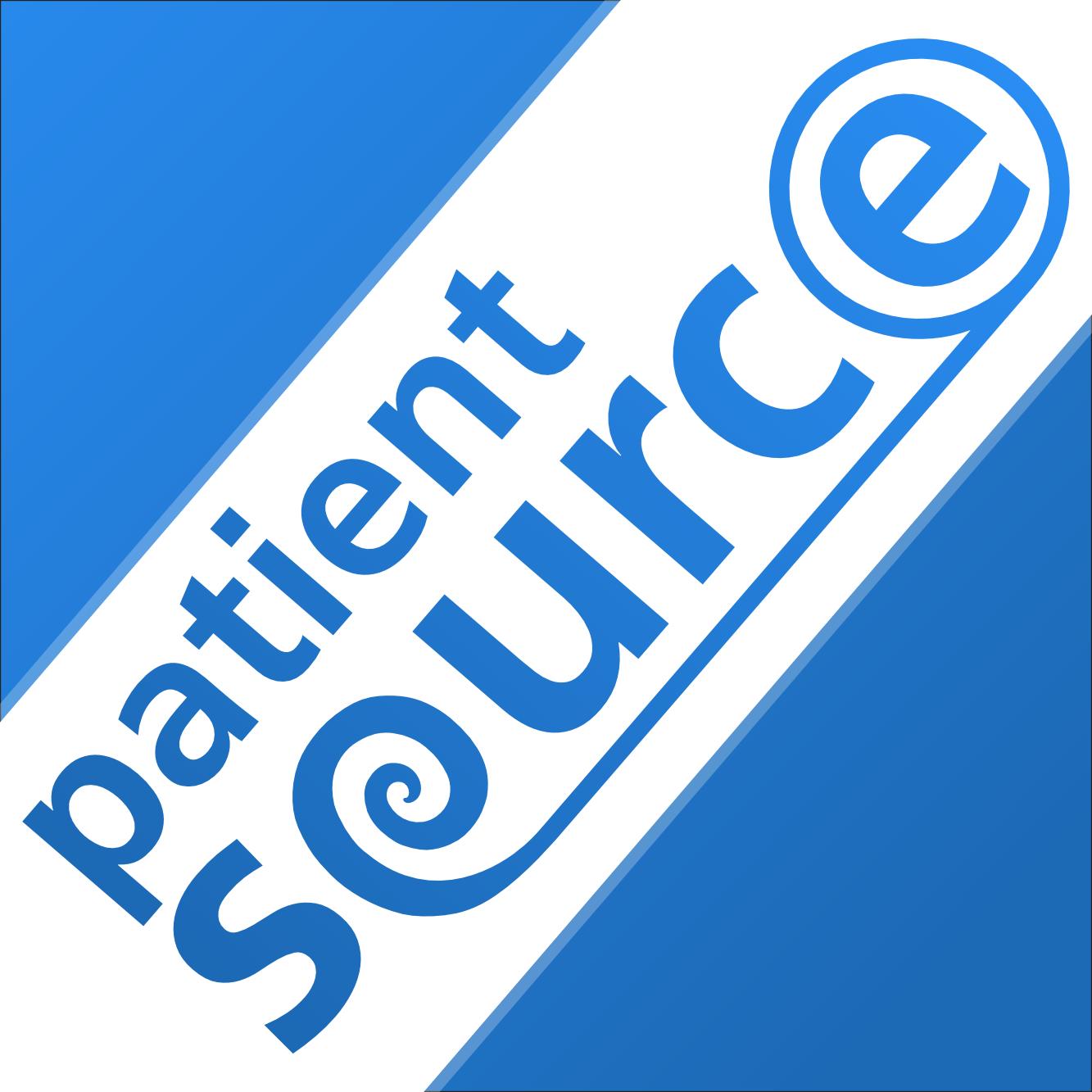 PatientSource - Square diagonal logo