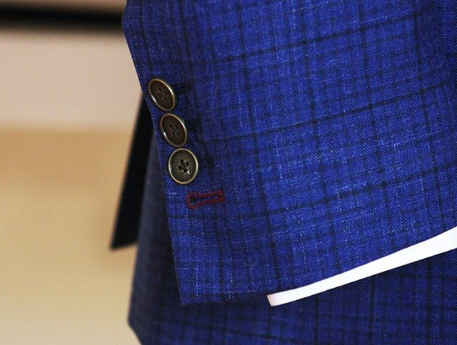 Never settle for ordinary. Create a unique look from over a thousand different fabrics and styling options! - - - - - - - - - #Toronto #custom #customsuit #styleforum #mensfashion #menswear #style #fashion #suit #summer #wedding #mississauga