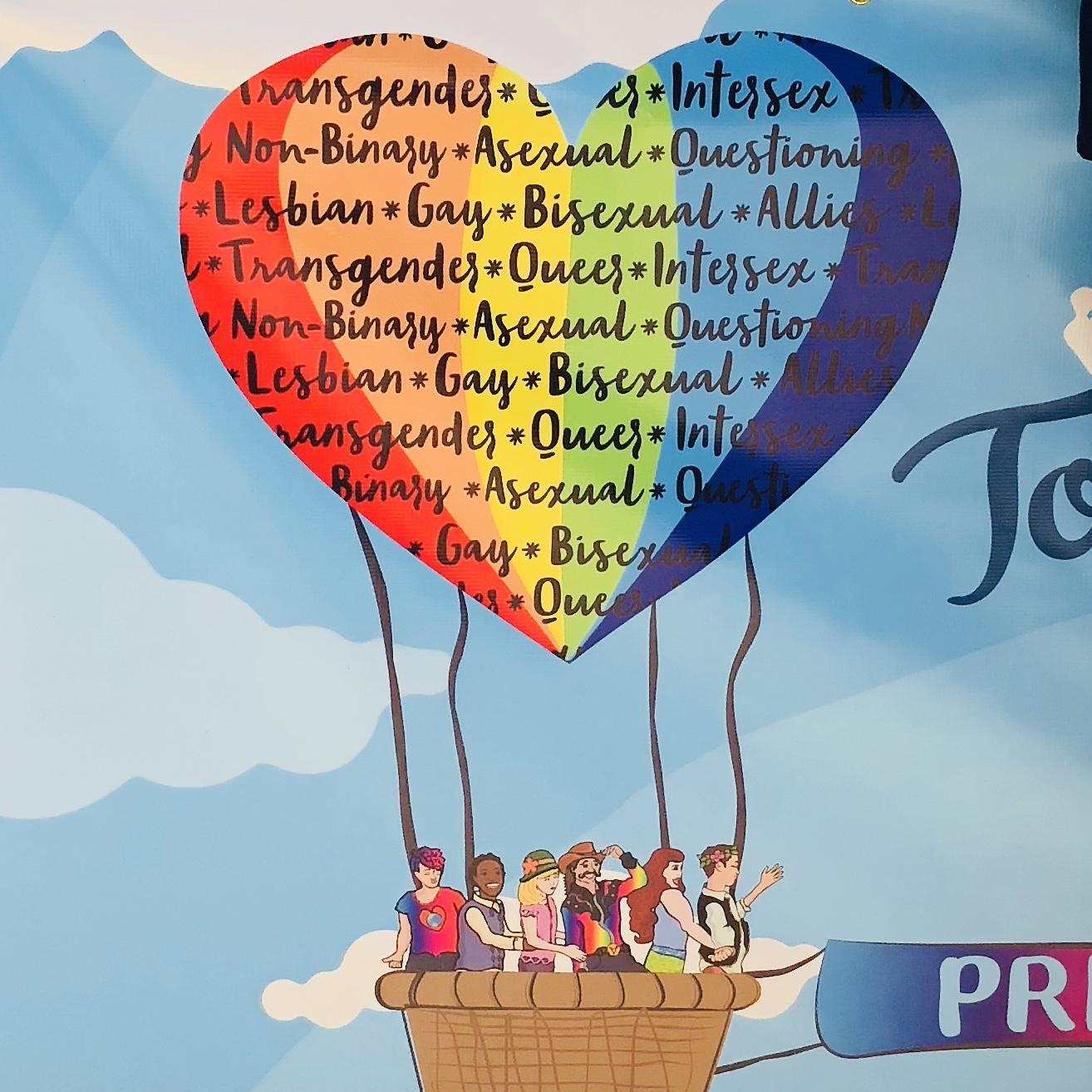 Pride art