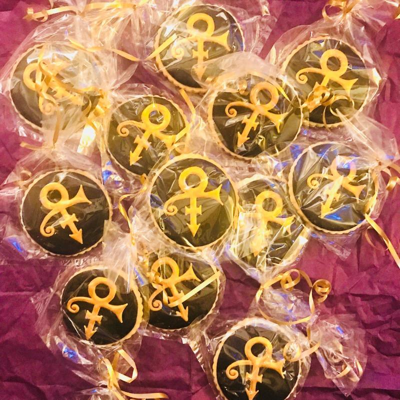 Prince cookies