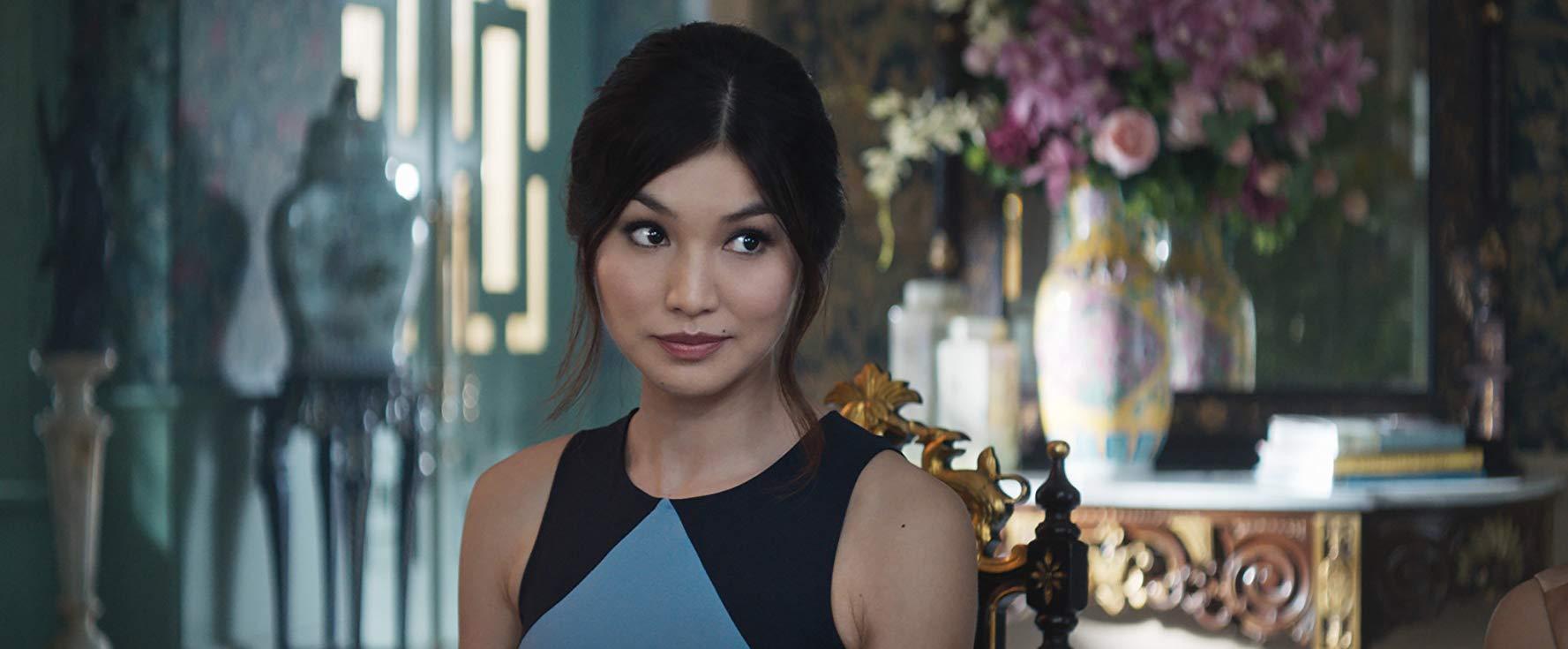Gemma Chan as Astrid in  Crazy Rich Asians