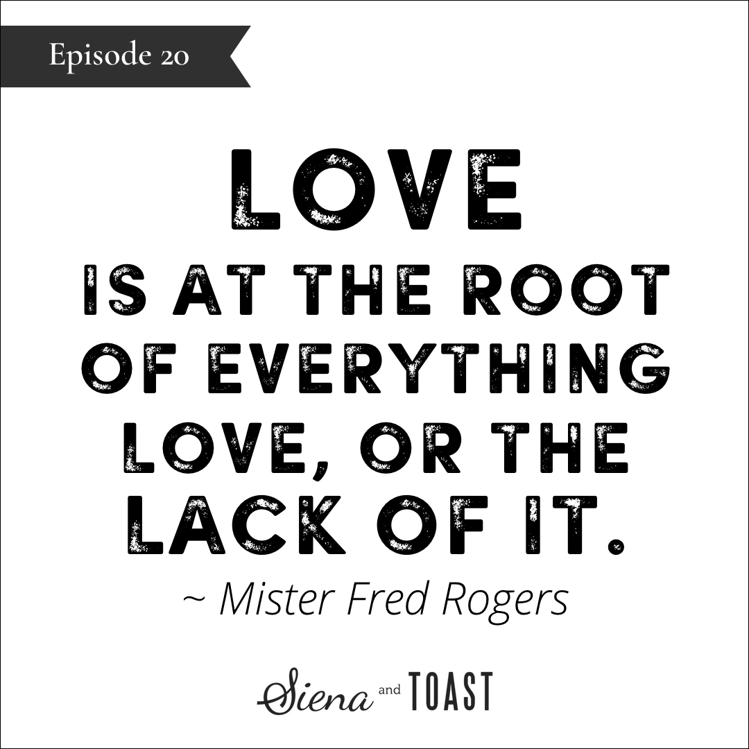 20 Love is at the root of everything.jpg