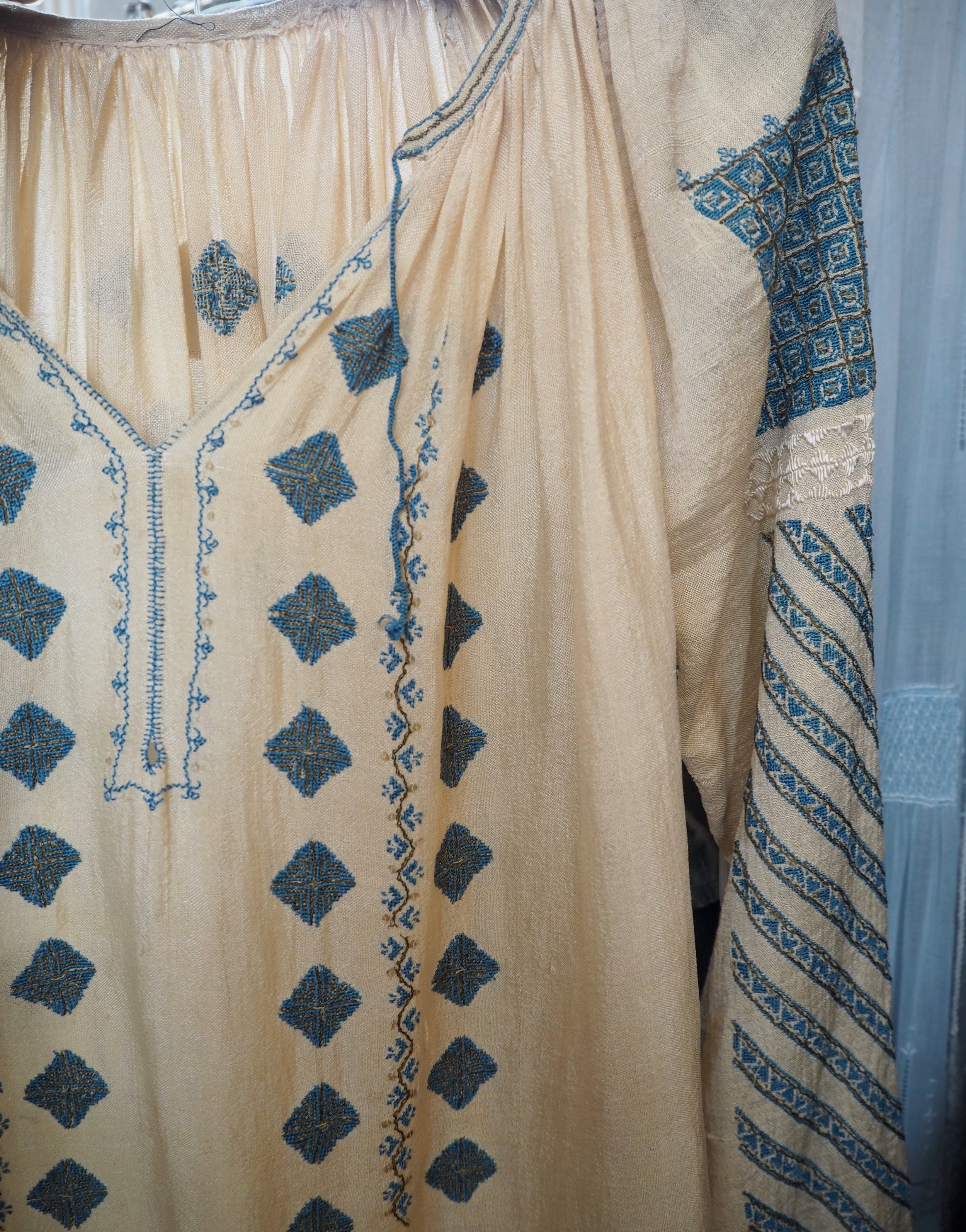Early bohemian blouse from Selfish Maids