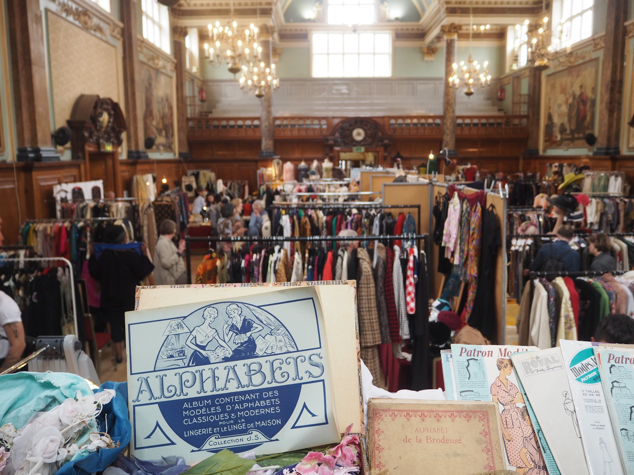 Frock Me vintage fair Chelsea