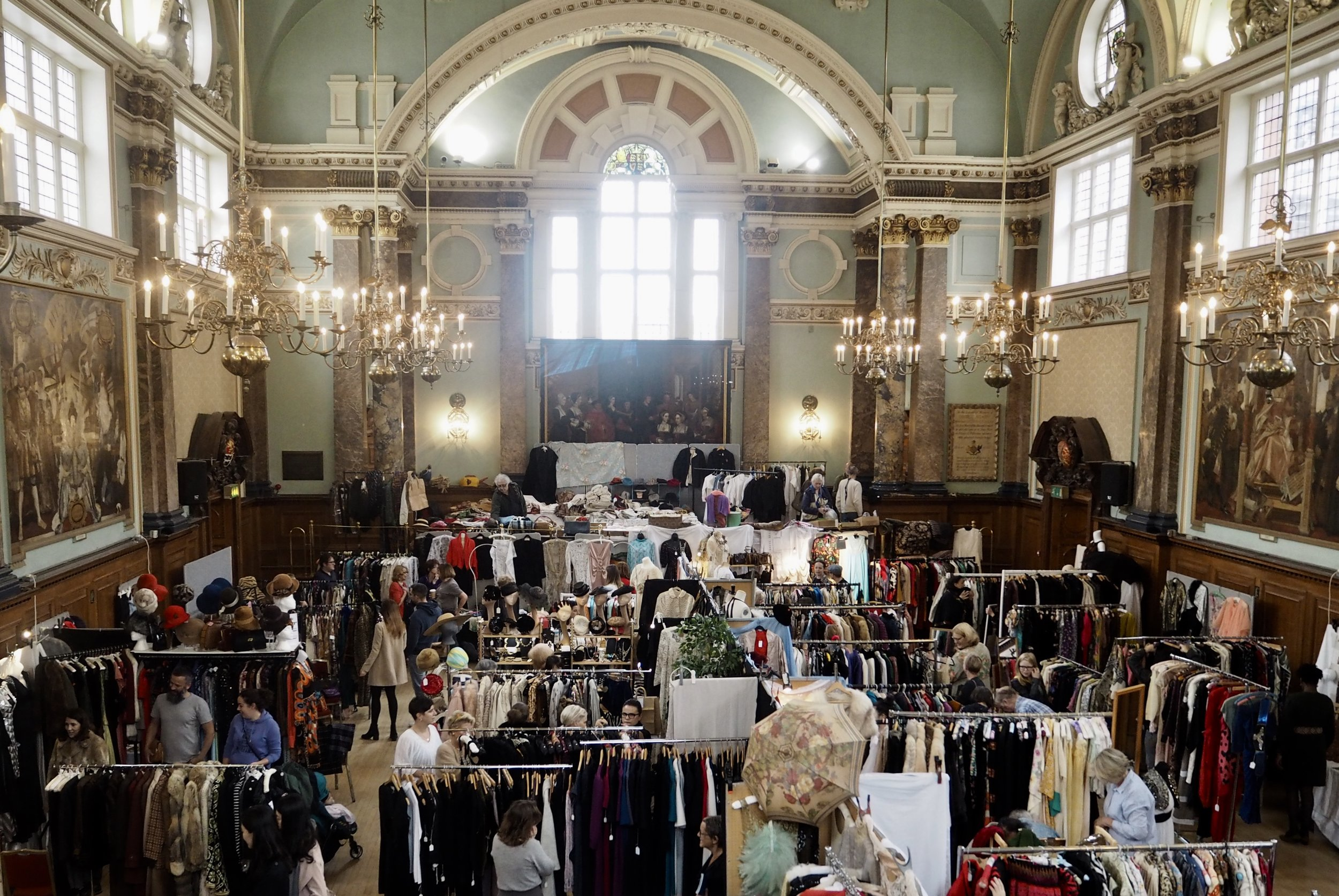 Frock Me! at Chelsea Old Town Hall