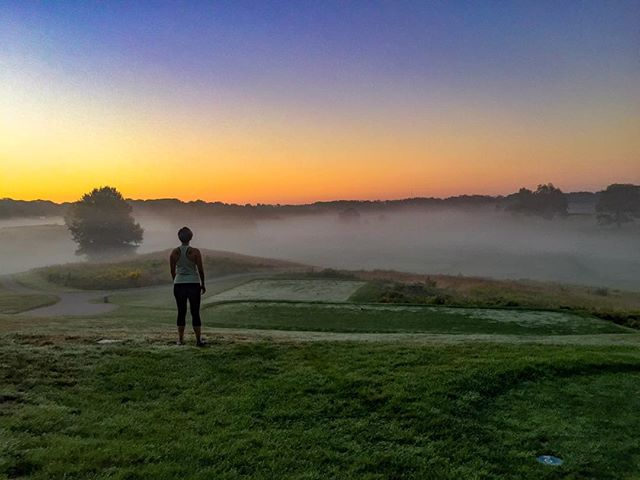 Recently experimented with the awesome @clau_moriel with some video! Here's a snap from that early morning! #practice #collaboration #ronin #franklinpark #earlymornings #sunrise #roxbury #golfcourse #keepcreating #explore #boston #environmentalportrait #portrait #dopelocations