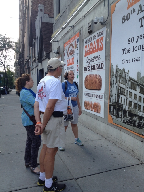 A little history on the Upper West Side--where I grew up!