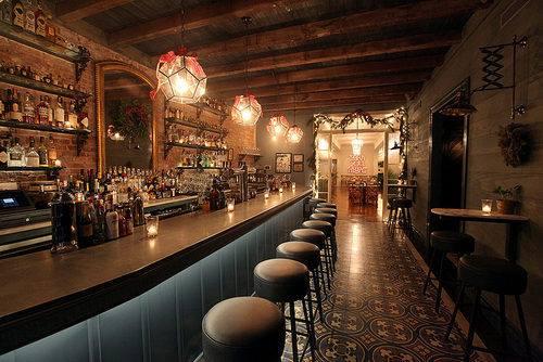 Looking inside.  Photo Credit: Bo's Kitchen & Bar Room