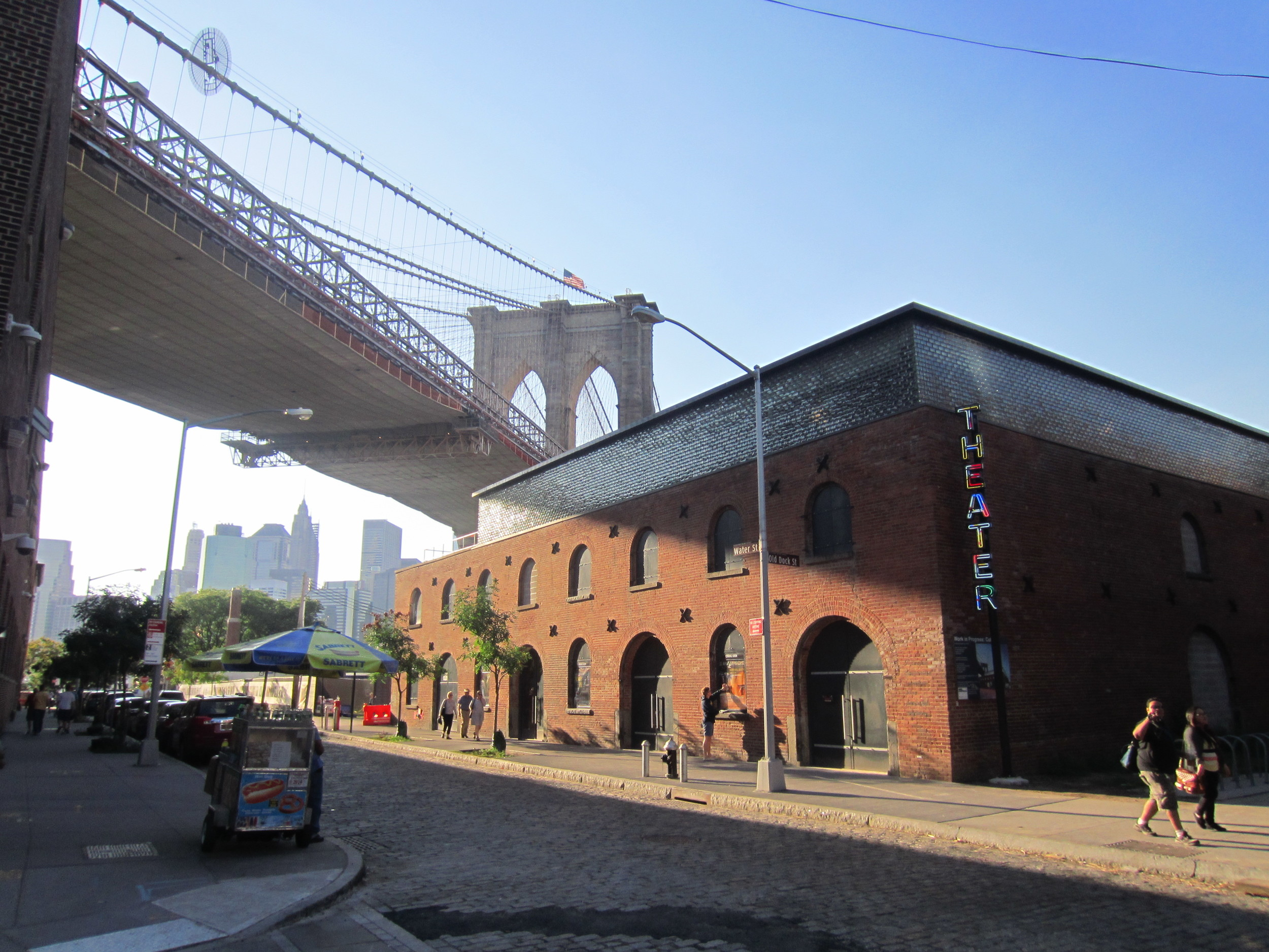 DUMBO-licious new Food Truck Tour!