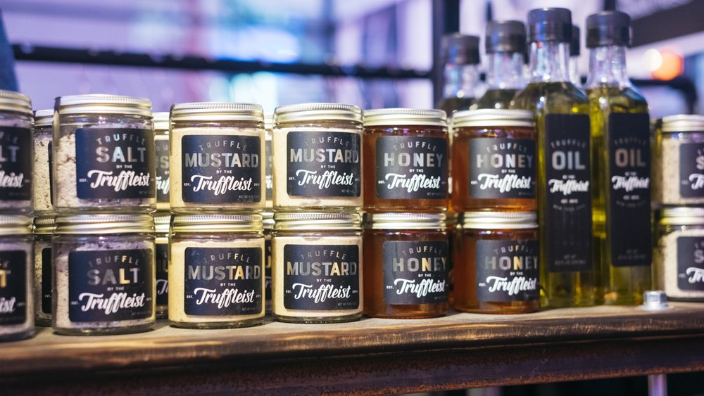 Jimmy's Truffle Honey is a staple in my pantry and this stop is always a hot one for my guests to make a purchase from so they can bring a little NYC love to their own kitchens. Can't wait to have some Truffleist Cheesesteaks at Bryant Park! Photo credit: Urbanspacenyc.com
