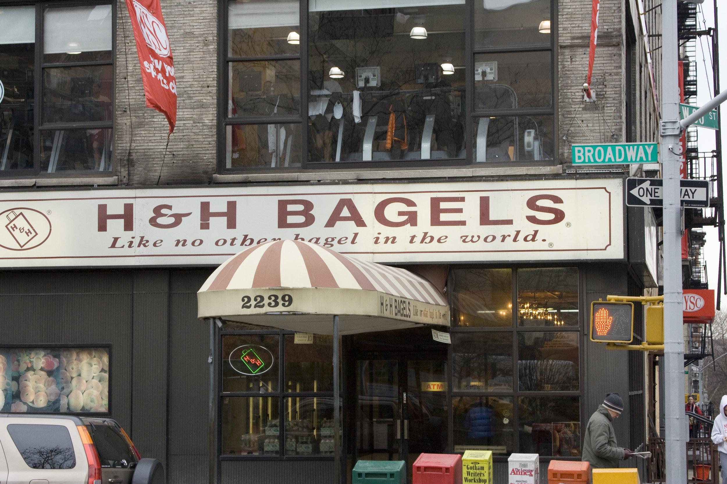 RIP H&H Bagels