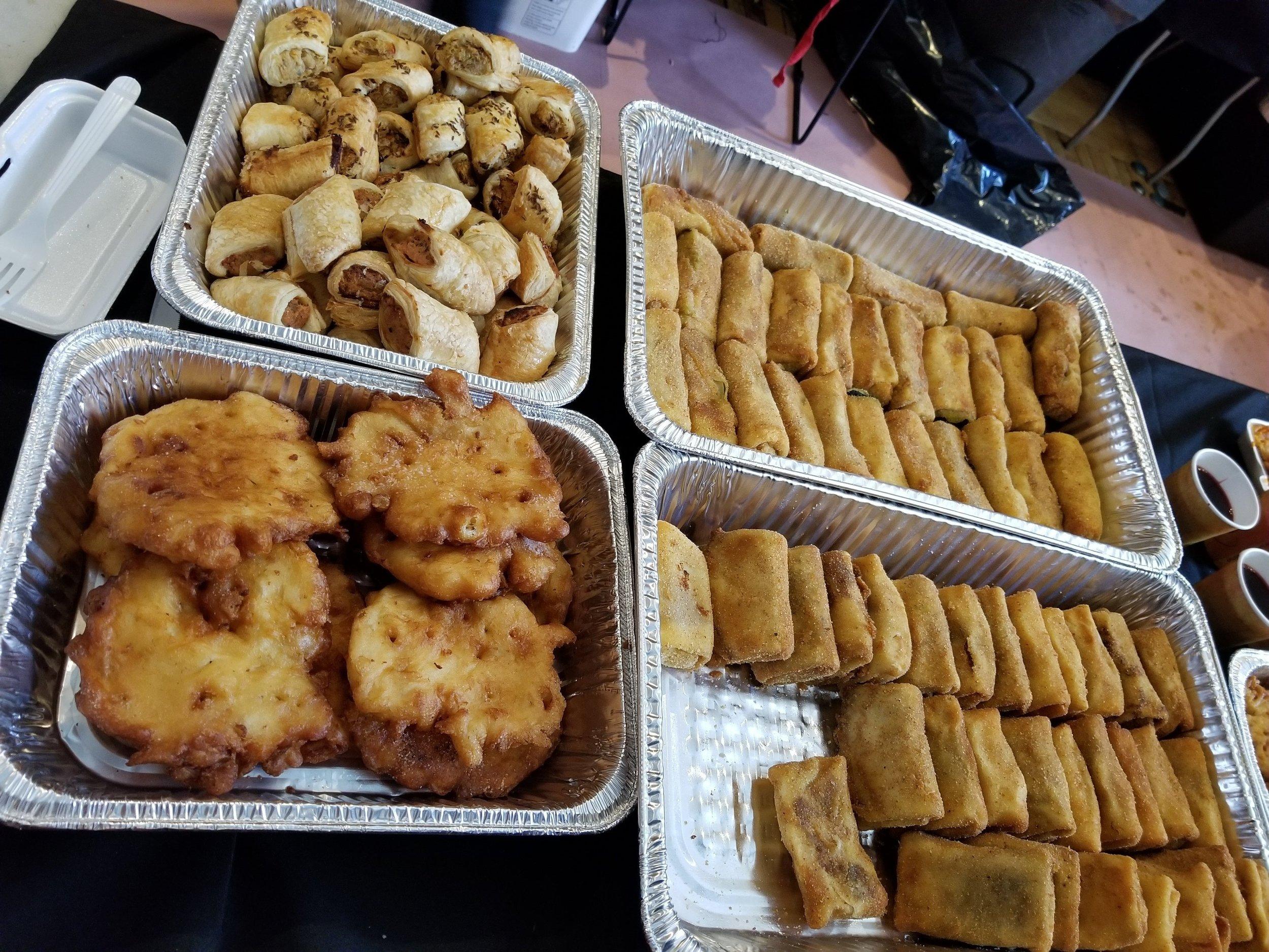 A plethora of Polish eats