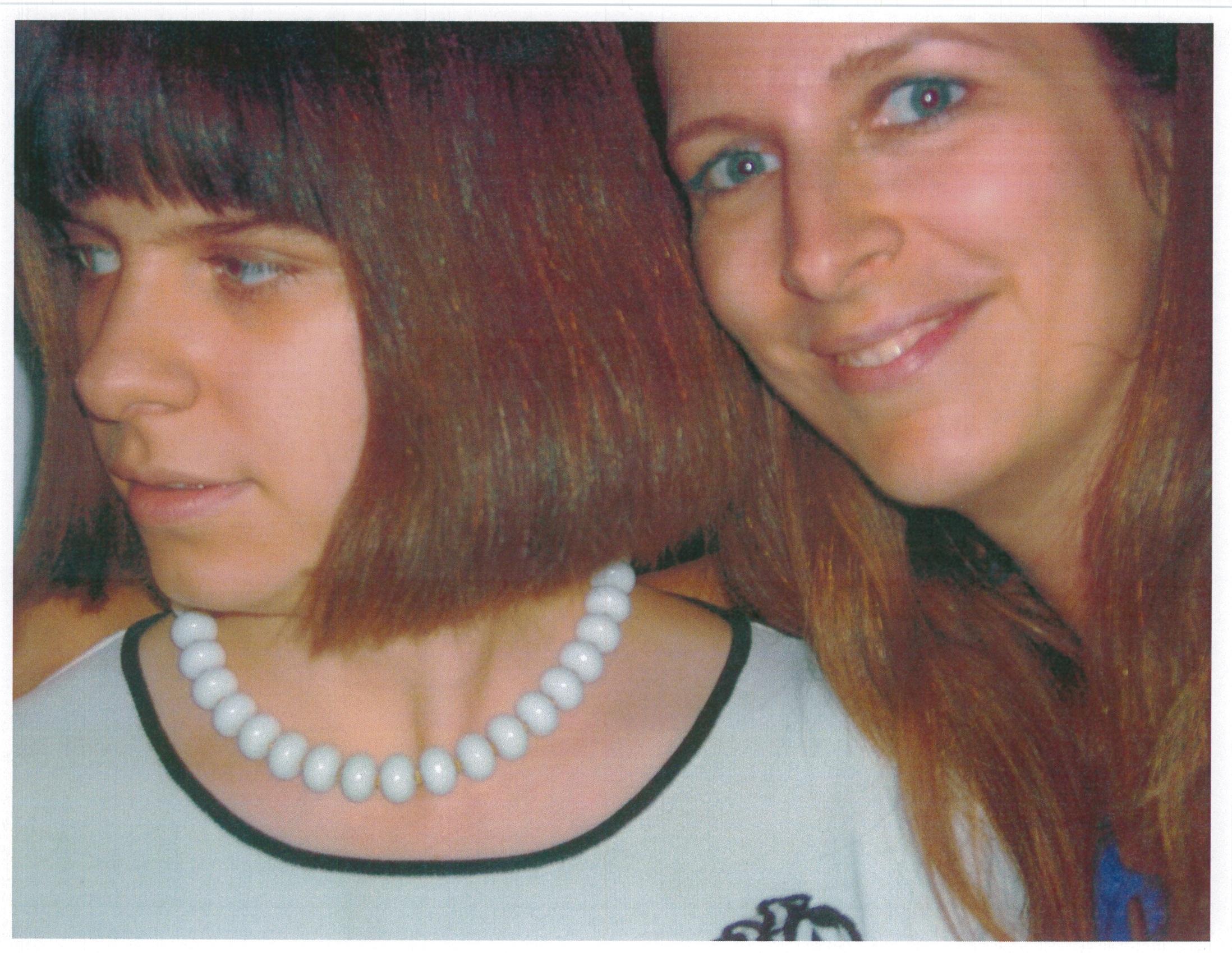 Beth and Sarah Rahr