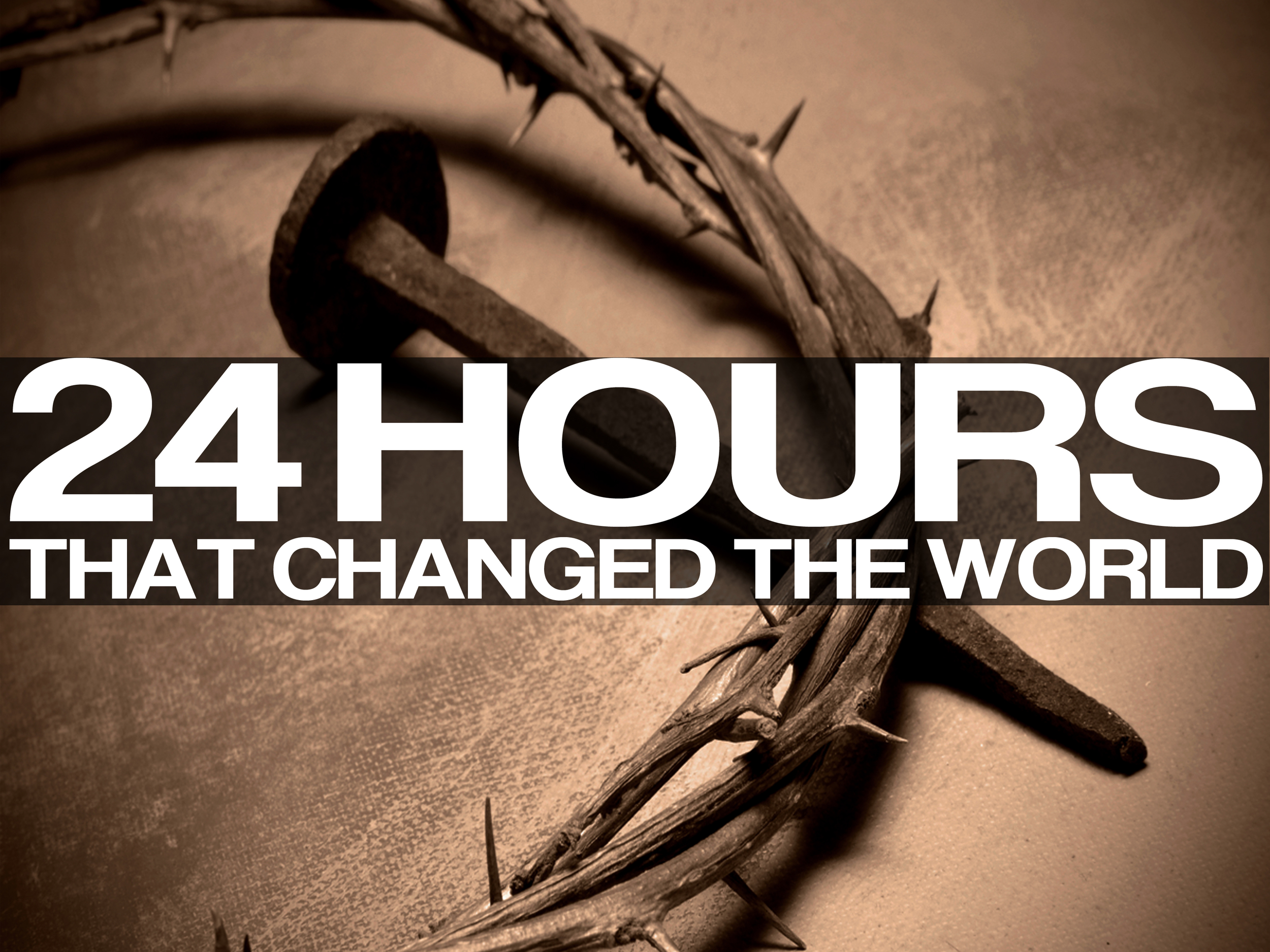 24 Hours That Changed the World- Spring 2014