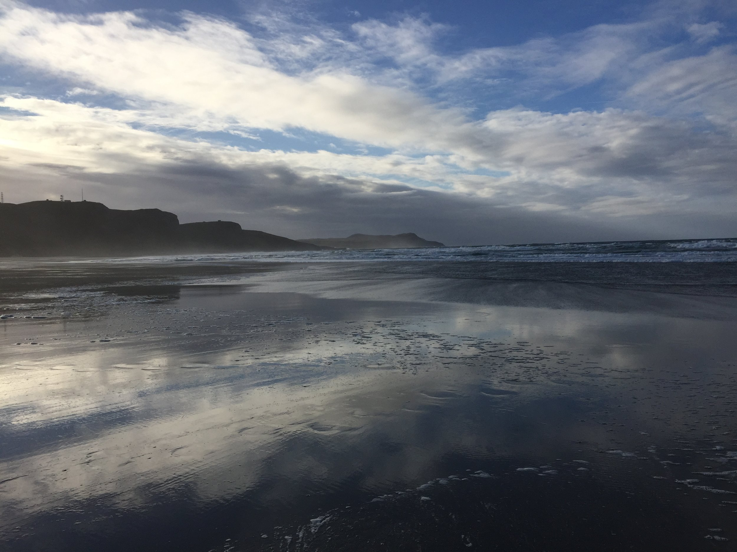 Machir Bay, the inspiration for Kilchoman's flagship whisky (no filter pic)