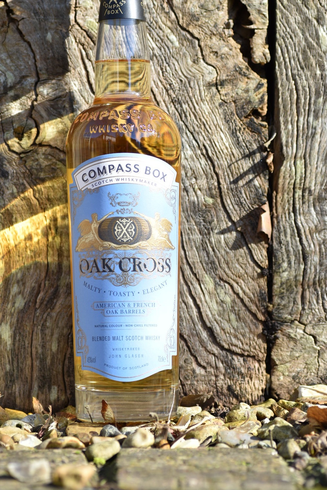 Oak Cross is one of my all-time favourite whiskies that is not a special edition