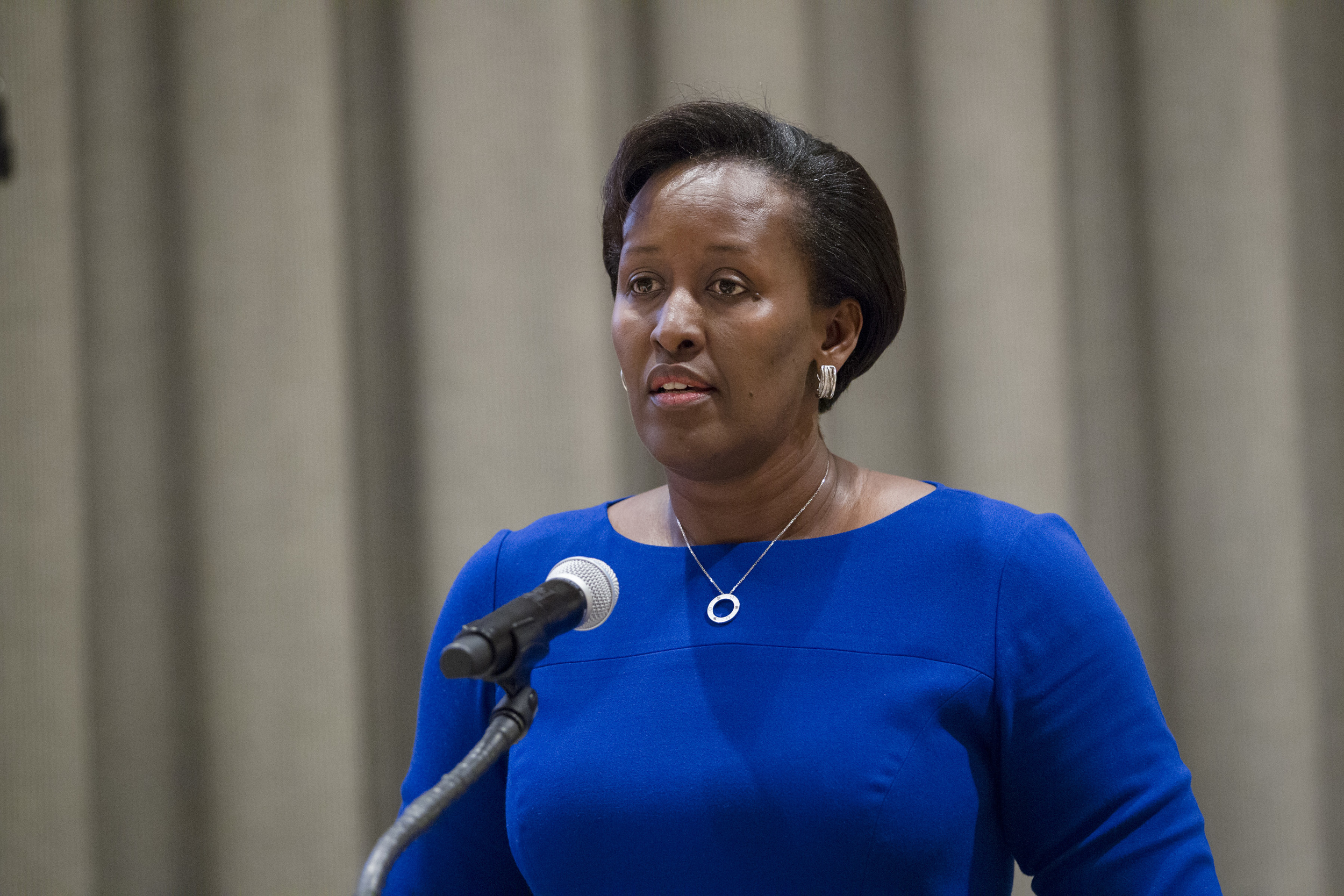 HE Jeannette Kagame