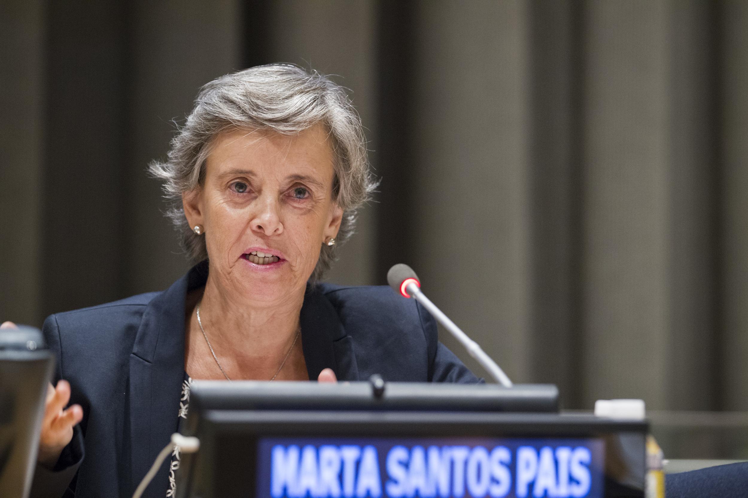 Marta Santos Pais