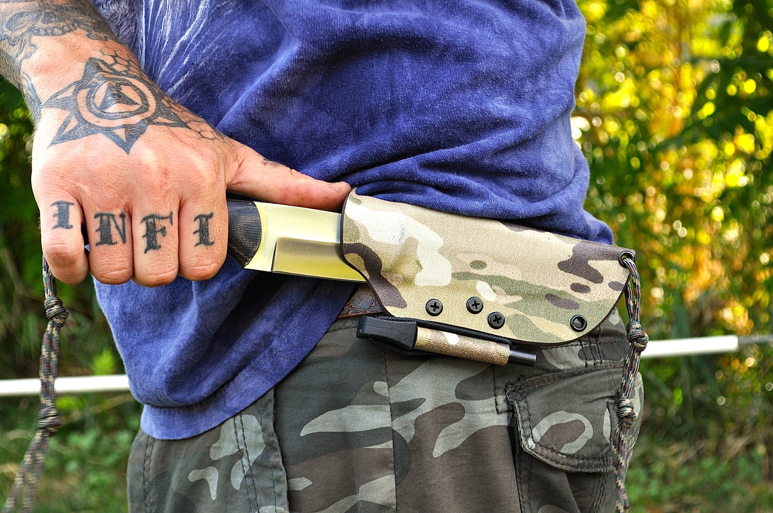 Learn more about Yellowkawk Custom Kydex
